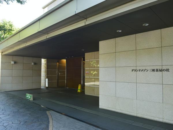 グランドメゾン三軒茶屋の杜 エントランス