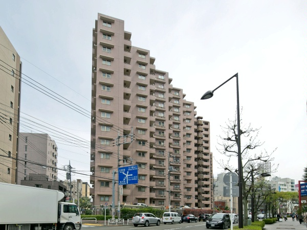 クリオ立川 弐番館 外観