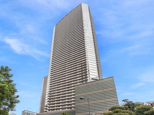 パークシティ武蔵小杉ミッドスカイタワー 外観