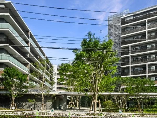 プラウドシティ加賀学園通り 外観