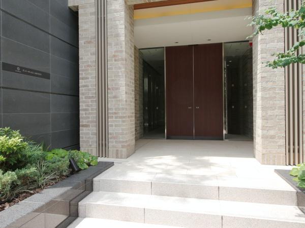 ザ・パークハウス西麻布霞町 エントランス