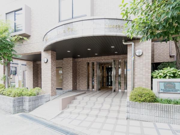 ライオンズマンション豊中熊野町 エントランス