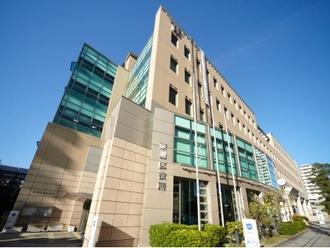 東灘区役所