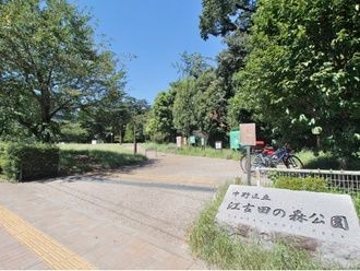 中野区立 江古田の森公園