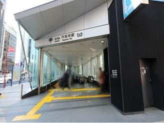 六本木駅(都営大江戸線7番出口)