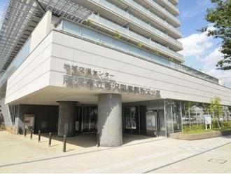 所沢図書館分館