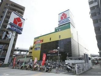 ヤマダ電機テックランド大阪福島店