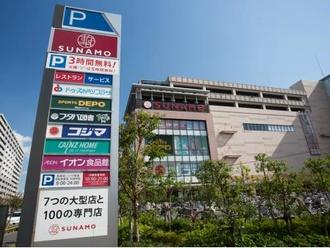 南砂ショッピングセンターSUNAMO
