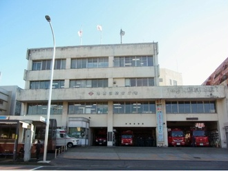 横浜市港南区役所