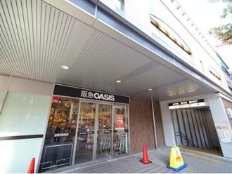阪急オアシス天六店(建物内)