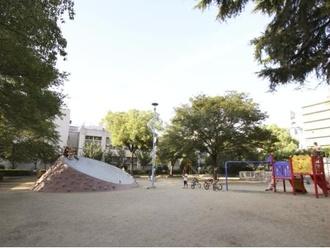 阿弥陀池公園