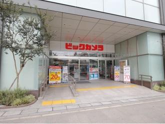 ビックカメラJR八王子駅店