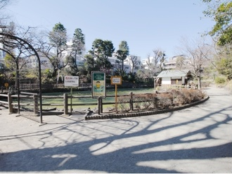 渋谷区立鍋島松濤公園