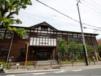吹田市立佐井寺図書館