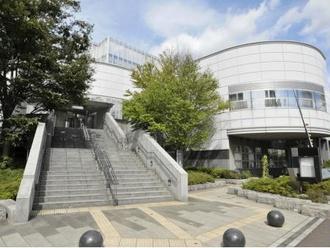 千葉市稲毛図書館