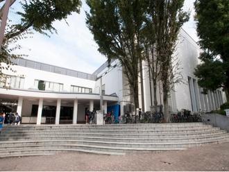 渋谷区スポーツセンター体育館