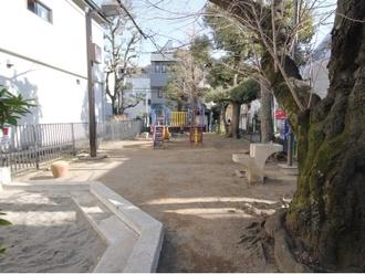千駄ヶ谷児童遊園地